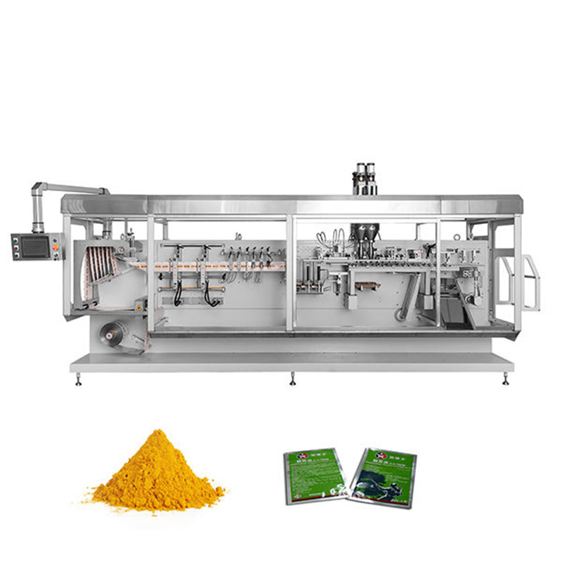 Powder H.F.F.S. Pouch Packaging Machine high speed powder horizontal forming filling sealing machine