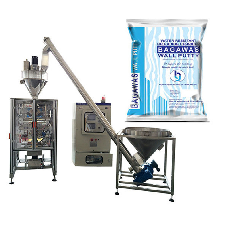 chemical fertilizer packing machine  V.F.F.S. Bagger Complete Systems
