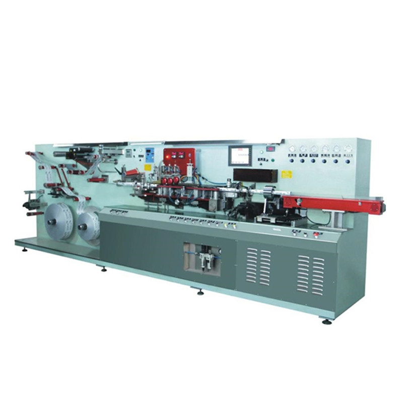 Automatic Laminated Plastic Soft Tube Making Machine