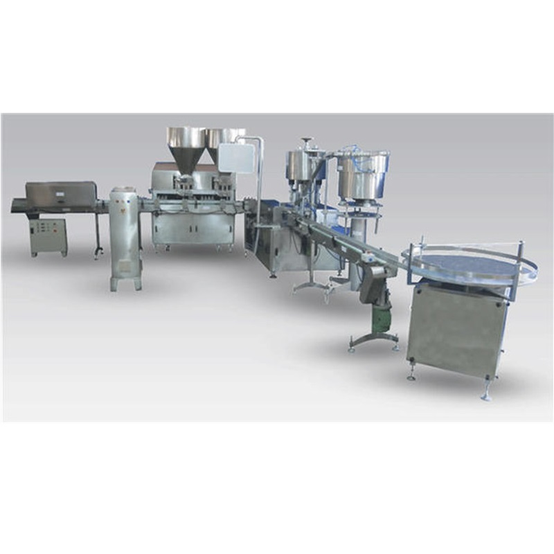 Automatic cream filling machine cream filler line