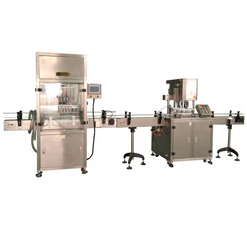Fully automatic liquid filling equipment