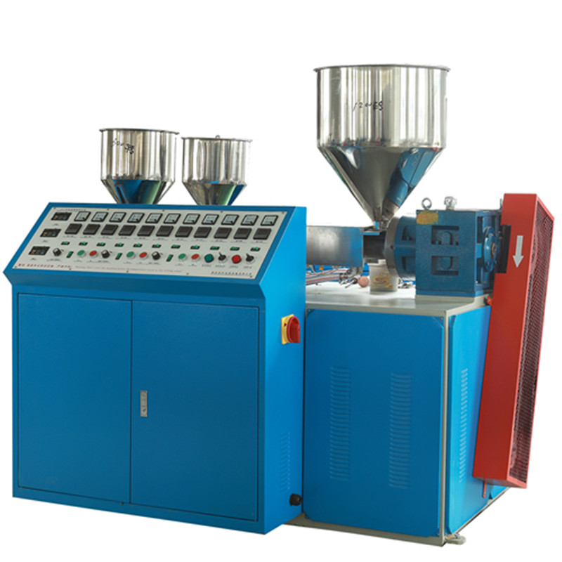Three Color Automatic Straw Making Machine