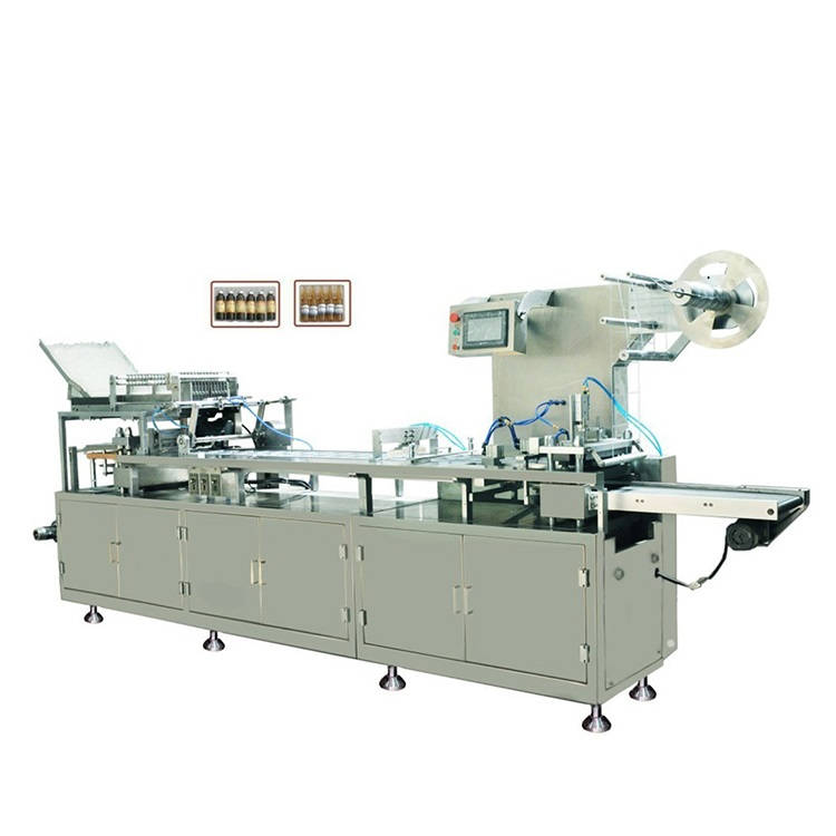 Automatic medical appliances tools blister sealing packaging machine